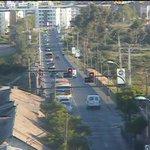 AHORA #LaSerena: Aumenta tránsito vehicular en puente El Libertador desde Las Compañías en dirección a centro/7:23 https://t.co/LlZqXTjEnC