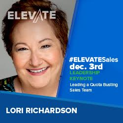 Join me 12/3 for #ELEVATESales with @AA_ISP Top #SALES sessions  Check it out: https://t.co/QGgHs1Tw1r https://t.co/iLOcVAL4Ju