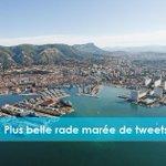 Parce quà Toulon, cest la Plus Belle Rade Marée de tweets, on tweete tous #swtln #GSB2015 @tonton_phil https://t.co/1X3lqs78zM