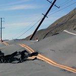 Misterio en California: una ruta se elevó más de cuatro metros en tres días https://t.co/wRHeVo9DZs https://t.co/oOD4EheMsN