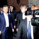 """Escandaloso encuentro entre @CFKArgentina y @mauriciomacri por la transición: """"No valió la pena"""" dijo Mauricio Macri https://t.co/A4mL8mxeba"""