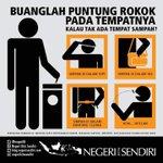 Yuk @hero_bandung Yuk latian dari sekarang, simpan sampah ditempatnya cc: @NegeriID @infobandung https://t.co/kLCsQJ83QO