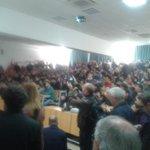 Lleno absoluto en Jerez para escuchar a @agarzon #UnidadPopular20D @iucadiz @iujerez https://t.co/upS8p3Y8Qv