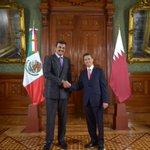 #Qatar es el 4° socio comercial de #México entre los países de Medio Oriente. Somos #MéxicoGlobal https://t.co/KphnR21Dc3