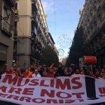 Madridde #ultrAslan KORTEJİ !  #MuslimsAreNotTerrorist #LosMusulmanesNoSonTerroristas https://t.co/t63XmlP7rT