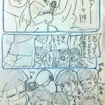 カラオケと六つ子(十四松が歌うま設定妄想) pic.twitter.com/1IPjVCBPLQ