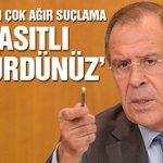 Lavrov: Türkiye uçağı kasıtlı düşürdü https://t.co/3eFqe2Ji2a https://t.co/rE8vTrXuv7
