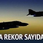 Sınırda rekor sayıda F-16 uçağı! https://t.co/88verzmnkG https://t.co/OapDlnhY0Z