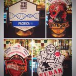 OTB this week: freshly tapped- @CullercoatsBrew @TyneBankBrewery @tinyrebelbrewco #beer #realale #newcastle #ne1 https://t.co/gEKOZ4pNcw
