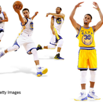 Few players in the NBA have a more graceful plié than @StephenCurry33 https://t.co/DZMxwF6ZJS https://t.co/NvItbCkxWN