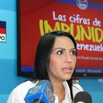 Delsa Solórzano: Si la oposición logra la mayoría en la AN, debe interpelar a Ortega Díaz - https://t.co/WRP7ZIuzv4 https://t.co/QU45qFekBD