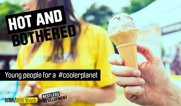 RT @Action2015Youth: This Sunday we'll be at the global #ClimateMarch in London using #YouthPower to call for a #CoolerPlanet! Will you? ht…