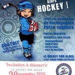 #SportAngers : Patinoire du Haras : journée portes-ouvertes 100% féminine https://t.co/8eJdm7YJ17 #Angers https://t.co/42yubZN5CT