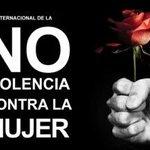 25/11 Día internacional de No Volencia contra la mujer. #NiUnaMenos https://t.co/lf4v4sjbay