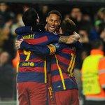 Messi-Suarez-Neymar vs Trisula Barcelona Lainnya https://t.co/98I5mXXsc1 via @detiksport https://t.co/RVYBkxVHbk