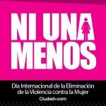 DÍA INTERNACIONAL DE LA ELIMINACIÓN DE LA VIOLENCIA CONTRA LA MUJER #NiUnaMenos #NoalaViolenciadeGenero https://t.co/bISyuOyUPK