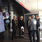 L@UPV83 et Pierre Gattaz #medef à la maison du numérique. Allez Toulon #swtln https://t.co/L1g608l0FJ