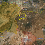 """#BreakingReport #Russia bombs #Azaz today, the heart of the Turkish-aspired """"safe zone"""" in northern #Syria. https://t.co/jl5aBHllaO"""