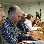 Arranca la reunión del grupo parlamentario x Venezuela para repudiar dichos d @mauriciomacri contra repúb hermana https://t.co/ByLCCcGMAK