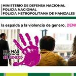 No le de la espalda a la violencia de genero Denúnciela #NoalaViolenciadeGenero https://t.co/9G5oJRSo7n
