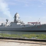 INS Kochi visits the city after which it is named - #Kochi https://t.co/kDJ6Us8vJh