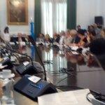 Se aprobó por unanimidad en el Consejo Superior de la UBA proyecto de repudio a la editorial de La Nación https://t.co/EPmhWU30VD
