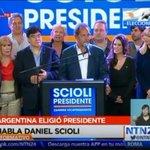 . 21:30HS -Mesas Escrut 60%, Macri 54% Scioli 45% y acepta su derrota. Y DESPU HAY 2% D DIFERENCIA? NO AL FRAUDE! https://t.co/bQcrz1Q7bW
