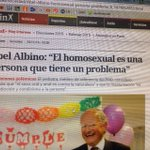 Terribles declaraciones de Abel Albino hot. No aprendió nada en estos años. Merece el mayor repudio https://t.co/zqiESSNV9N