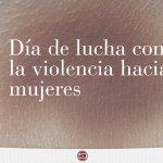 En nuestro país, cada 30 horas muere una mujer a causa de violencia de género. #NiUnaMenos. https://t.co/PtZltfrDLQ