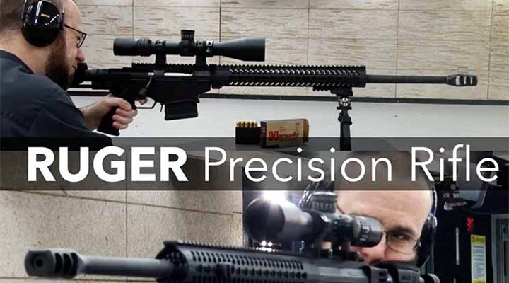 Video: NRA Gun of the Week: The Ruger Precision Rifle — https://t.co/FwtUQnbFfN — #hunting #guns #firearms https://t.co/vcifo2Cud2