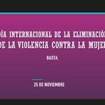 Celebro un mundo más igualitario, libre de discriminación y de violencia de género. #NoalaViolenciadeGenero https://t.co/LGAhay3s0X