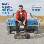 """#MaxFashionMENA is excited to announce @MohammedAssaf89 as part of our brand campaign """" Fashion for Real People"""" https://t.co/8xvYrk1NoO"""