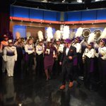 So much fun conducting the West Chester University Band on #GDNY with @rosannascotto https://t.co/1tLhZZaLx2
