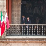 #México y #Qatar trabajarán unidos para incrementar la cooperación y sus intercambios económicos bilaterales. https://t.co/v6sLba7F1P