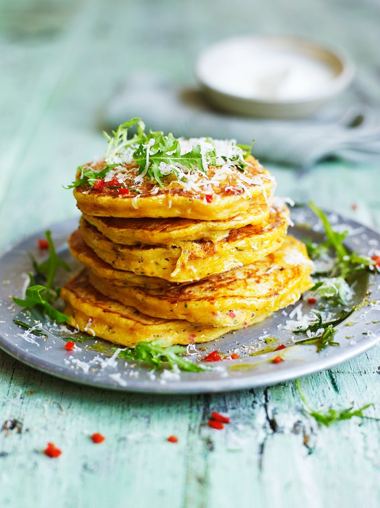 Today's #RecipeoftheDay is a real #MeatFreeMonday treat, leftover squash pancakes! https://t.co/MzAxvQNpcP https://t.co/wr89uOoxDA