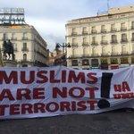 Müslümanlar Terörist DEĞİLDİR ! https://t.co/XhX1VcgUFM