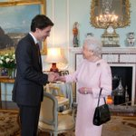 Queen says its extraordinary to meet her 2nd Prime Minister Trudeau. https://t.co/dZL1wd4JrW #hw https://t.co/OCr2RbI0Cy