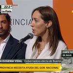 """""""Con Scioli tuvimos una buena reunión de trabajo"""" @mariuvidal #Cambiamos https://t.co/GT6bxDfzXz"""
