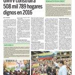 @CiudadMCY: GMVV construirá 508 mil 789 hogares dignos en 2016 #CARYLyANDREINApaLaAN @TareckPSUV @NicolasMaduro https://t.co/uimCaXCHDB