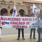 Hoy en marcha contra la violencia a la mujer @LaSerena_Chile @FFemProLS @PatoAriasC @LosPROgresistas @liaalvarado https://t.co/KejILKF2f6