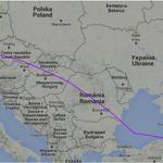 So ist der #BVB heute nach #Krasnodar geflogen. #FKKBVB https://t.co/N9R9cuhGnq