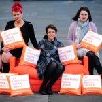 Why 500 orange cushions hve been distributed around #Leeds by domestic violence campaigners https://t.co/txIbaw6KFp https://t.co/WHBN3tZ28y