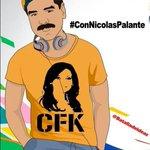 Hoy mas que nunca la juventud consciente respalda absolutamente a @NicolasMaduro por eso #MaduroIndestructible https://t.co/VFxJrLTKKB