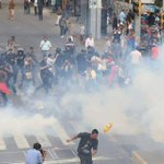 Desalojaron a comerciantes de Obregón con Gas Lacrimogeno - https://t.co/w97sNpvqMd https://t.co/KlSH0mBRsX