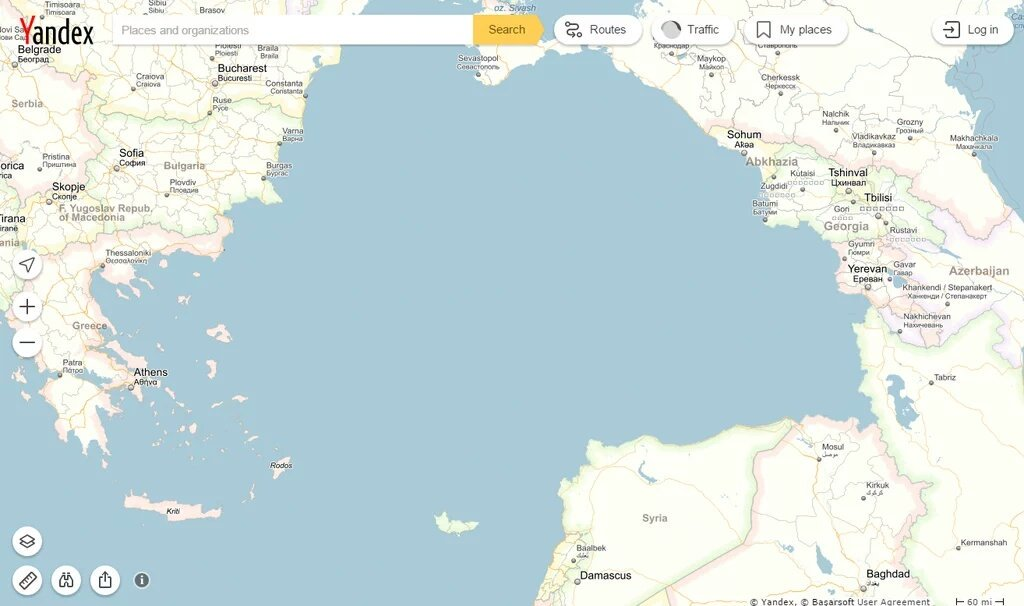 Yandex çok kızmış. Yeni Türkiye. https://t.co/DosTAqyobn
