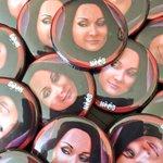 Les Noob saffichent en badges. On va essayer de faire plus de 50 persos sur la durée. #swtln #GSB2015 https://t.co/Kq4krvprJr