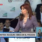 "[AHORA] @CFKArgentina: ""Nos vamos con más de mil científicos que han retornado al país"" > https://t.co/GYiXqQWnBq https://t.co/i4LUR0sPEv"