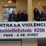 La violencia de género nos indigna #NoalaViolenciadeGénero #CuestiónEstado #25N https://t.co/upAojbjN2c