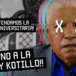 Ley Cotillo: #TomalaCalle convoca para hoy una marcha contra dicha norma ► https://t.co/Ex3hDqO8K1 https://t.co/RLgFdpMNgt