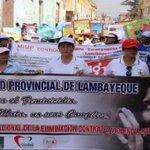 #Chiclayo Marchan para rechazar la violencia contra la mujer ► https://t.co/HVPv25U8tW #25N #NoTeCalles https://t.co/mfsAQqEgPL